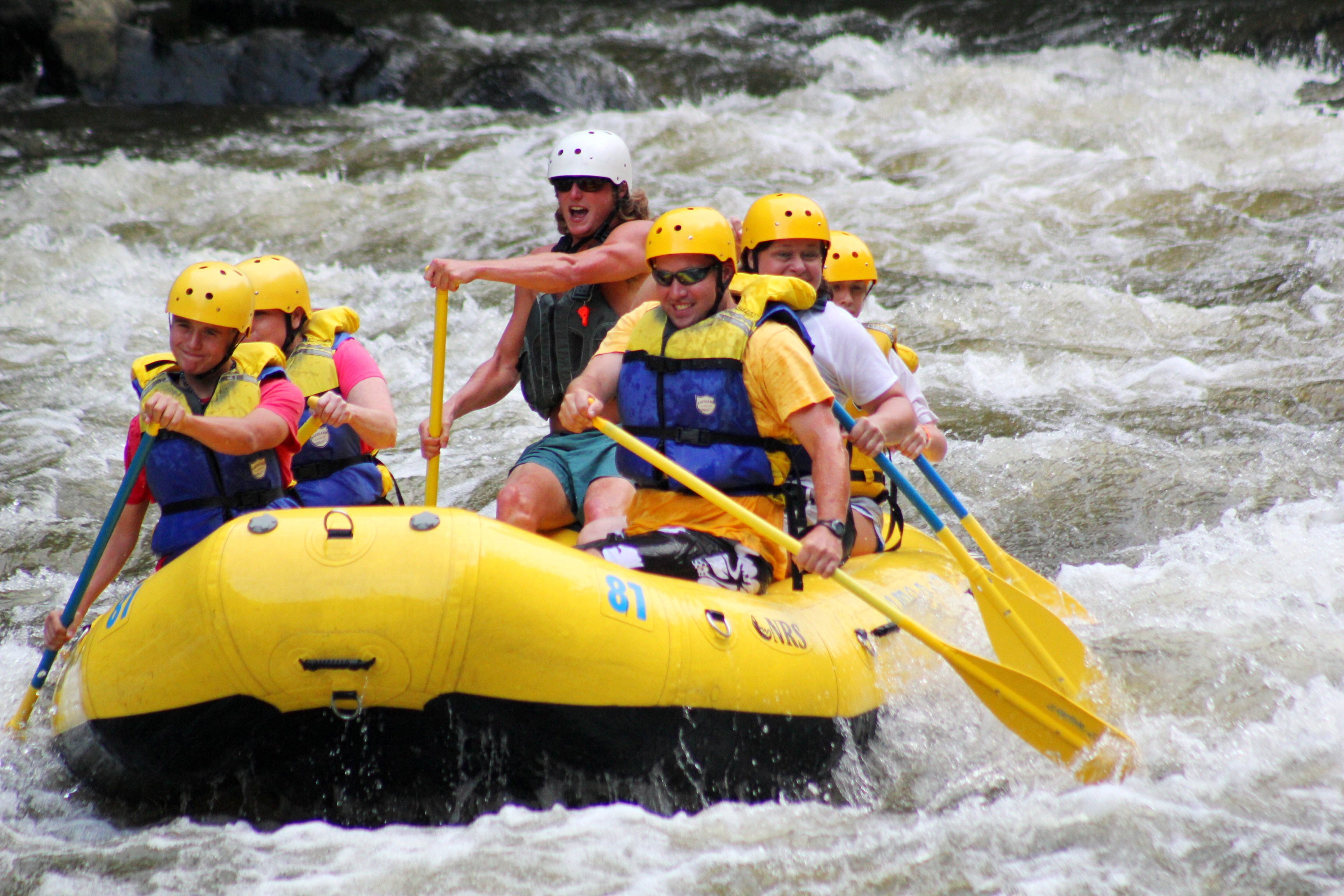 Rafting In The Smokies What To Do Things To Do In
